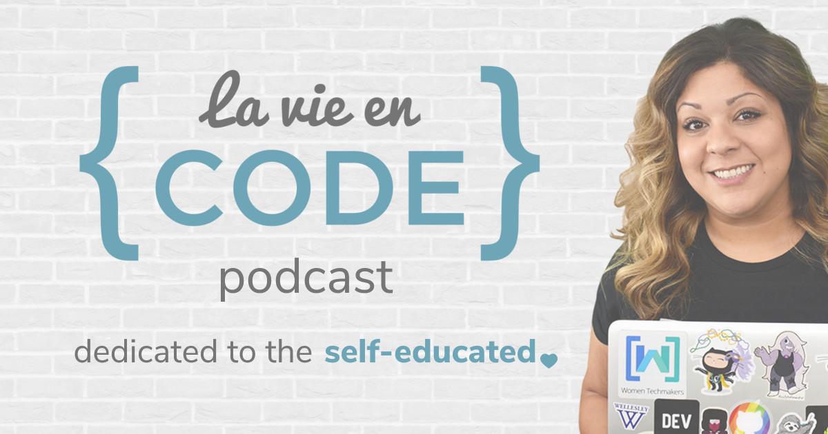 http://www.lavieencode.net/podcast