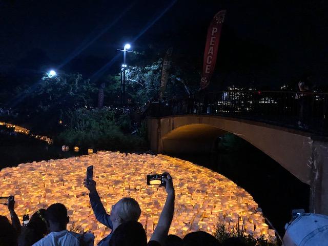 Cancer Self-help, Cancer Self-help – Boston Water Lantern Festival