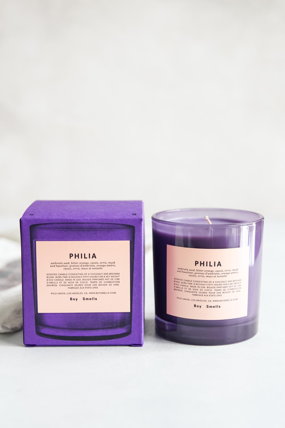 Philia candle